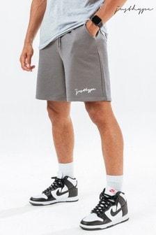 Hype. Charcoal Scribble Logo Men's Jersey Shorts