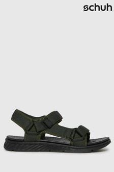 Schuh Khaki Seb Adventure Sandals