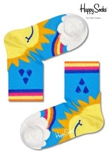 Happy Socks Kids Over The Rainbow Sock