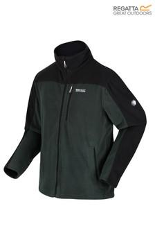 Regatta綠色Fellard全拉鍊刷毛外套