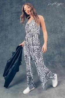 Hype. Dalmatian Jumpsuit (A26968)   $69
