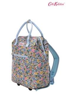 Каркасный рюкзак на колесиках с цветочным принтом Cath Kidston Vale