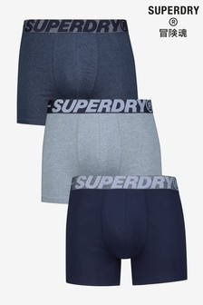 Lot de 3 boxers Superdry