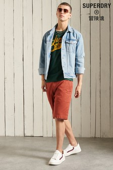 Superdry Linen Sunscorched Shorts