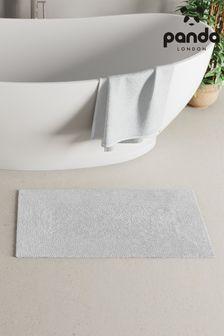 שטיח אמבטיה של Panda London מבד במבוק