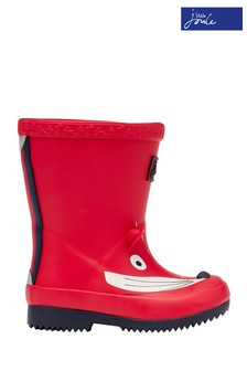 Joules Baby Tall Printed Wellies