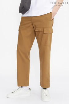 Ted Baker Potery Multi Pocket Cargo Trousers