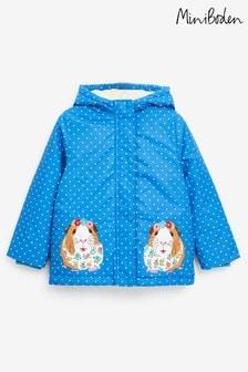 Куртка-анорак на подкладке «под овчину» Boden