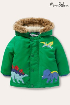 Boden Green Three-In-One Jacket