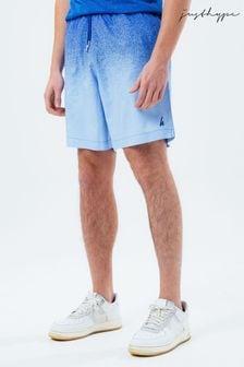 Hype. Blue Speckle Fade Mens Swim Shorts