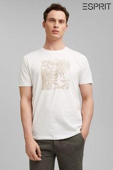 Esprit Jersey Organic Cotton T-Shirt