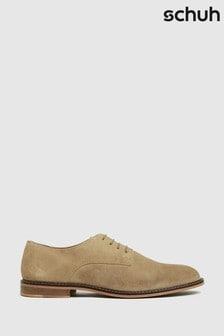 Schuh Stone Porter Suede Derby Shoes