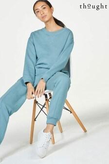 Thought Blue Zaahra Organic Cotton And Fairtrade Sweatshirt