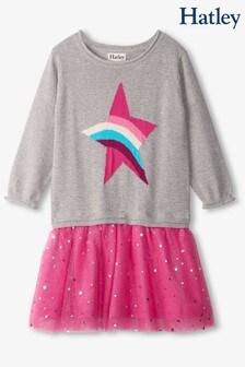 فستان تل وسط منسدل Rainbow Star من Hatley
