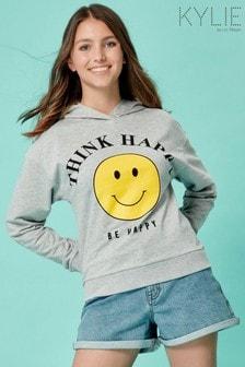 Kylie Grey Teen Smiley Hoodie