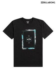 Billabong Black Tucked T-Shirt
