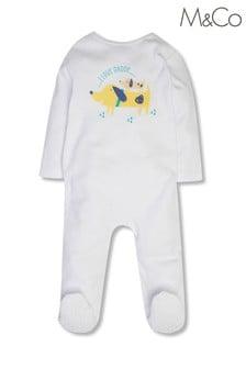 M&Co I Love Daddy Sleepsuit