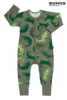 Bonds Green Zip Wondersuit