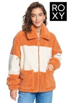Roxy Women's Brown Bay Tripper Fleece