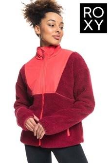 Roxy Red Unforgettable Landscapes Fleece