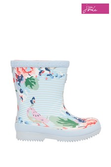 Joules Tall Printed Wellies