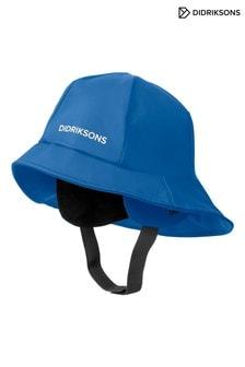 Didriksons Blue Southwest Kids Hat
