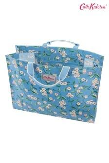 Голубая сумка Cath Kidston Forget Me Not
