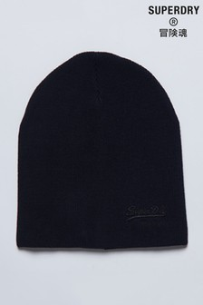 Superdry Vintage Logo Classic Beanie Hat