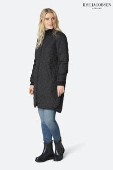 Ilse Jacobsen Black Outdoor Coat