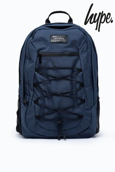 Hype. Blue Maxi Backpack