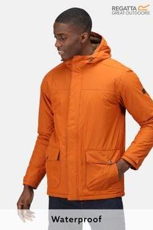Regatta Orange Sterlings Iii Waterproof Jacket (A54463) | $87