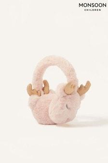 Monsoon Dancer Reindeer Ear Muffs