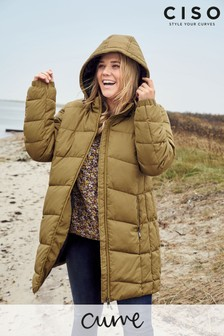 CISO Hooded Padded Coat