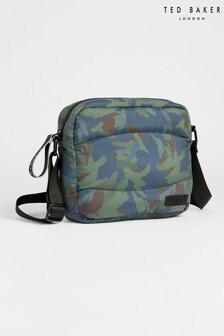 Ted Baker Hawtry Puffer Messenger Bag