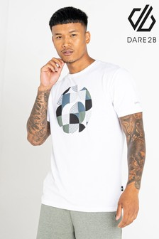 Dare 2b Graphical Cotton Short Sleeve T-Shirt