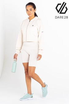 Dare 2b Lounge About Cropped Full Zip Hoodie