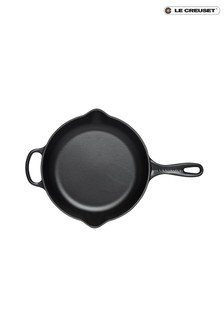 Le Creuset Signature Cast Iron Frying Pan With Metal Handle 26cm