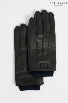 Ted Baker Ballot Leather Gloves