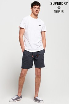 Superdry Blue Sunscorched Shorts
