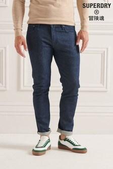 Superdry Blue Studios Slim Jeans