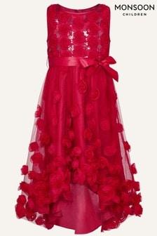 Monsoon Red Dress