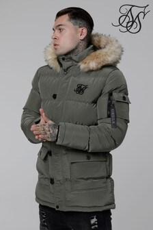 Jachetă căptușită Sik Silk