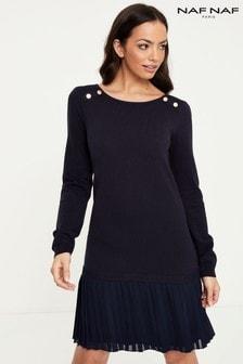 Naf Naf Knitted Dress