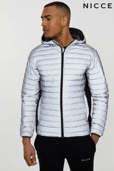 Jachetă cu căptușeală din material reflectorizant NICCE