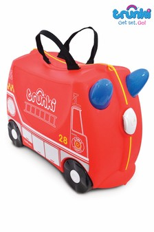 Frank Fire Trunki Luggage