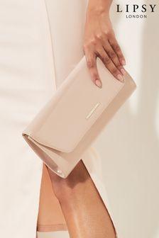 حقيبة يد تصميم مغلف من Lipsy