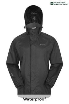 Mountain Warehouse Pakka Mens Waterproof Jacket (L16490)   $37