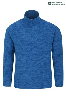 Mountain Warehouse Snowdon Mens Micro Fleece (L16541)   $28