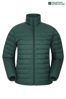 Mountain Warehouse Featherweight Down Mens Jacket (L17989)   $97