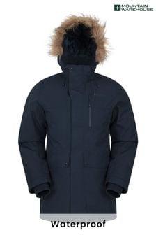 Mountain Warehouse Arne Mens Long Padded Jacket (L18134)   $136